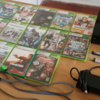 Full Xbox360 set for sale. 17 games, 1 controller, 1 HDMI cable.