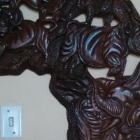 Africa Wood Craft