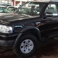 2005 Ford Ranger 2.5 XLT Super/CAB,with 214000Km's,Full Service History,Front Loader
