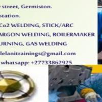 Training welding. call / whatsapp:+27733862925