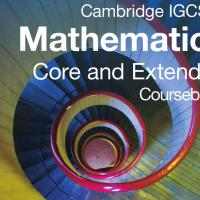 Cambridge IGCSE Books, Physics, and Mathematics