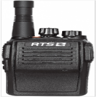 RTS DV3950. Professional IP portable radio operating on WCDMA network