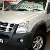 2008 Isuzu KB250 LE D-TEQ D/C, Only 115000Km's,Full Service History, Powersteering