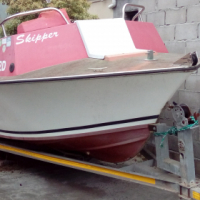 Skipper Speed boat and trailer included