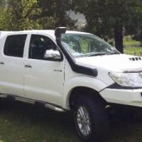 Toyota Hilux Double Cab 3.0 D4D 4X4 Manual