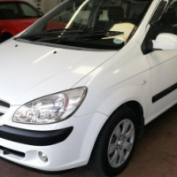 2006 Hyundai Getz 1.4 with 140000Km's,Full Service History, Central Locking