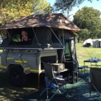 Challenger 4x4 Camping Trailer 2015  for sale