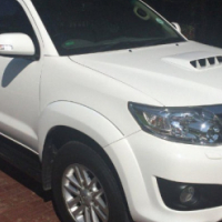 Toyota Fortuner 3.0 d4-d 4x4 Raised Body