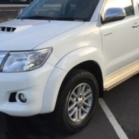 Toyota Hilux 3.0 D-4D D/Cab 4x4 Raider AT