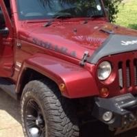 Jeep Wrangler 2.8 CRD Short Wheel Base
