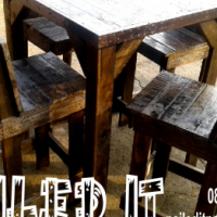 Custom Pallet Wood Furniture Durban KZN
