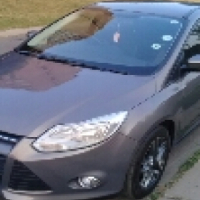 2013 ford focus  1.6 engine