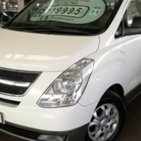 2011 Hyundai H-1 2.4 GLS CVVT with 168000Km's, Service History, Central Locking