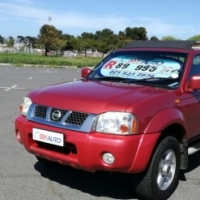 2004 Nissan Hardbody 3.2d SE