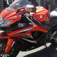 2008 Suzuki GSXR750 (finance available)
