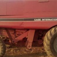 Case Used Case 1680 Harvester