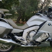 BMW K1600 GTL EXCLUSIVE Motorbike For Sale