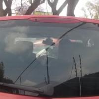 Renault Modus rear window!!!