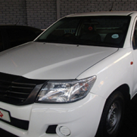 Toyota Hilux LWB on auction