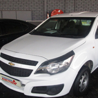 2012 Chevrolet Utility on auction