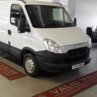 2017 Iveco 35S15 Panel Van, White, 1 000km, R427 500
