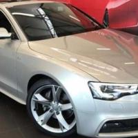 Audi A5 Coupe 2.0TFSI Quattro