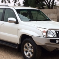Toyota Land Cruiser Prado 3.0tdi Vx AT
