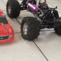 Savage 25 Nitro Radio Controlled 1/8th Monster Truck