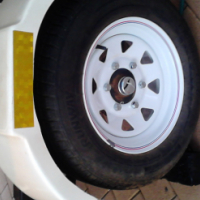 Rubberduck, 5,5 m, 2 x 30 HP