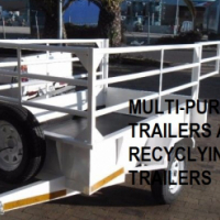 FULLY GALVANIZED TRAILERS FOR SALE