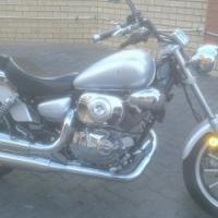 Immaculate Keeway Cruiser 250cc Motorbike