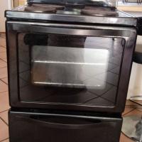 Black stove for sale