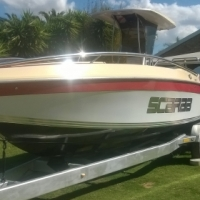 Wellcraft Scarab 33ft boat for sale