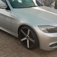 BMW E90 320i MSport - 2009 (neg)