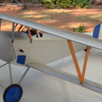 Great Planes Electrifly Nieuport 11 complete all but rx