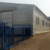 WORKSHOP/WAREHOUSE/FACTORY TO LET