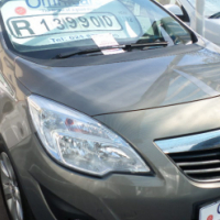 2012 Opel Meriva 1.4T A/T