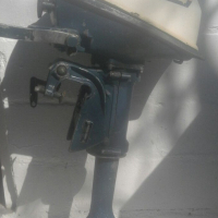 Evinrude 4HP motor for sale