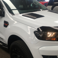 2016 Ford Ranger 2.2XL D/C R45K in Extras