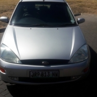 2002 Ford Focus 2l Ztek to swop
