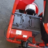 Electrical go cart