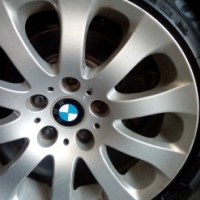 BMW RIMS 17inch for sale