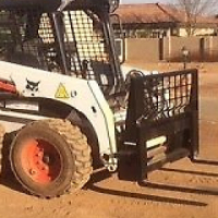 2016 Bobcat Pallet Fork Attachment For Sale