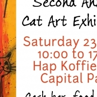 Things to do in Pretoria: Support the CatzRUs 2nd Annual Art Exhibition on 23 September 2017
