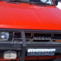 Nissan 1 Tonner