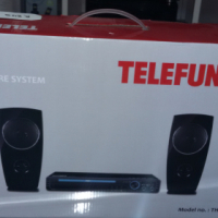 Telefunken 2.0 Home theater system