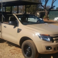 2014 Ford Ranger 4X4 Gameviewer rebuilt with 25000km