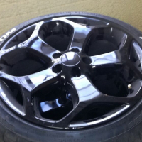 Ford Focus St 2.5 prefl Rims and tyres