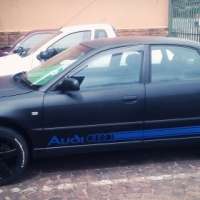 Audi A4 1.8t to swop for why?