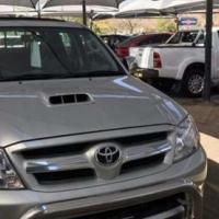 Toyota Hilux 3.0D-4D Raider